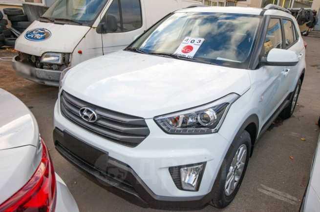 Hyundai Creta, 2018 год, 1 385 000 руб.