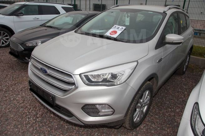 Ford Kuga, 2019 год, 1 622 000 руб.