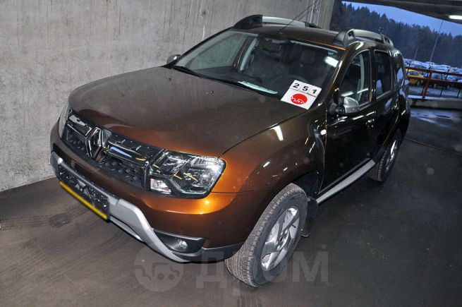 Renault Duster, 2018 год, 850 000 руб.