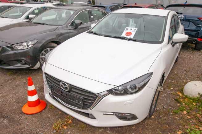 Mazda Mazda3, 2018 год, 1 330 000 руб.
