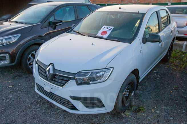 Renault Logan, 2018 год, 707 990 руб.
