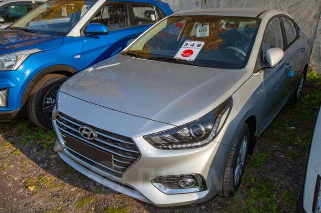 Hyundai Solaris, 2018 год, 1 016 000 руб.