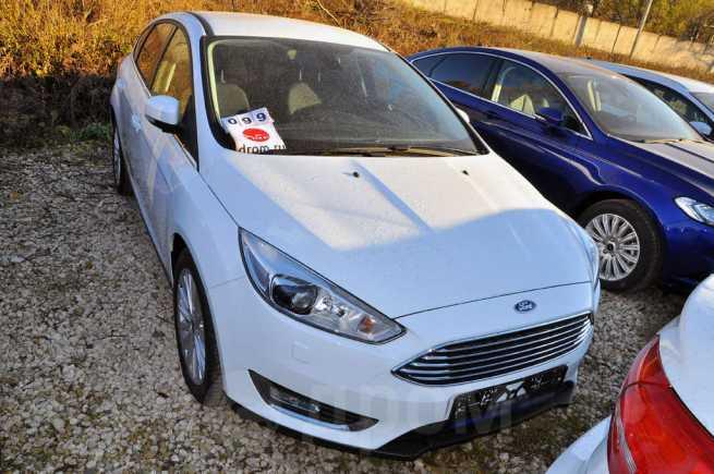 Ford Focus, 2019 год, 1 227 500 руб.