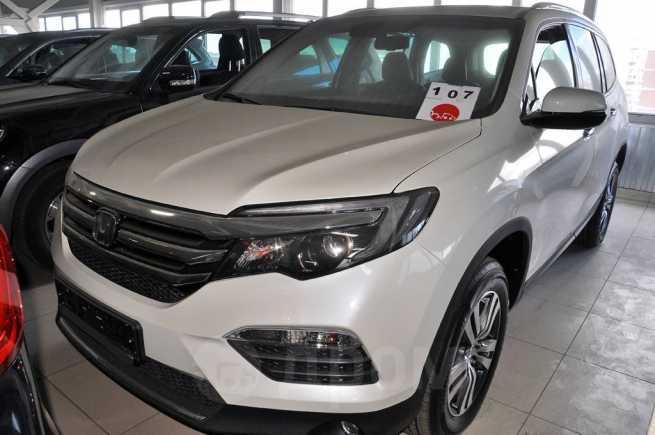 Honda Pilot, 2018 год, 4 180 000 руб.