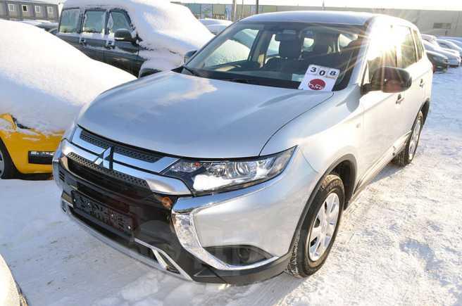 Mitsubishi Outlander, 2018 год, 1 708 000 руб.