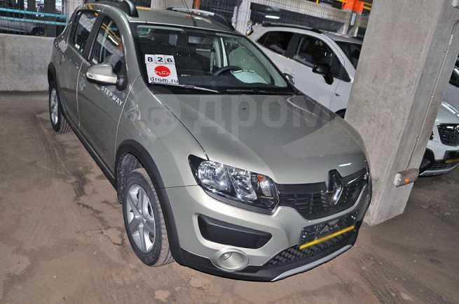Renault Sandero Stepway, 2018 год, 789 980 руб.