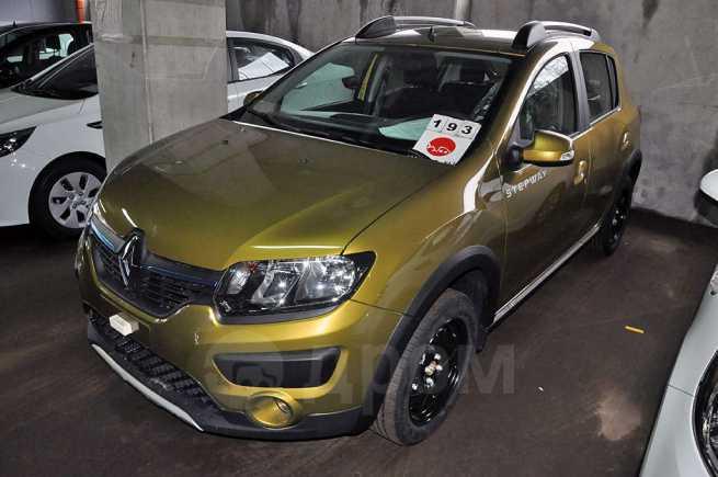 Renault Sandero Stepway, 2018 год, 857 980 руб.