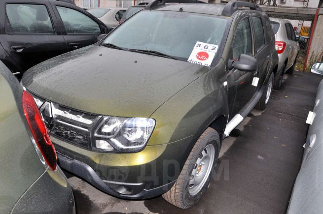 Renault Duster, 2018 год, 952 970 руб.
