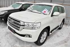 Toyota Land Cruiser, 2018 г., Уфа