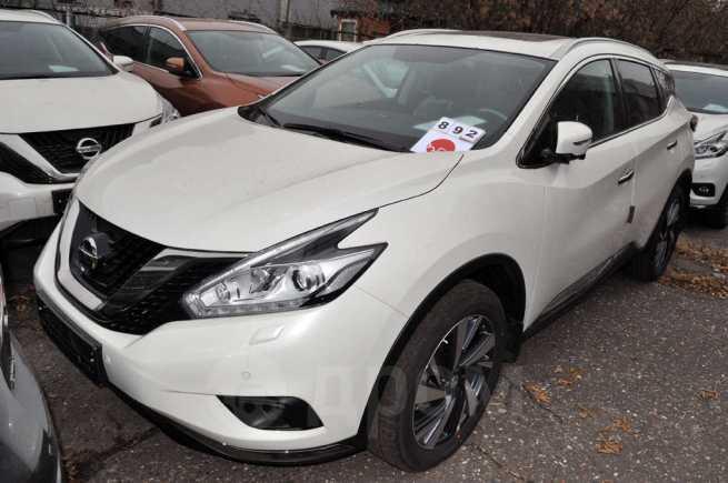 Nissan Murano, 2018 год, 3 080 000 руб.