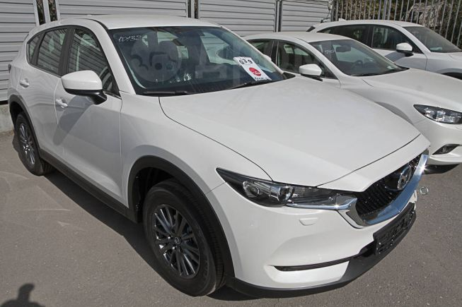 Mazda CX-5, 2018 год, 1 741 000 руб.