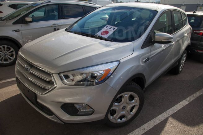 Ford Kuga, 2018 год, 1 489 000 руб.
