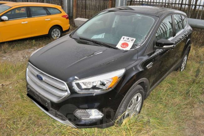 Ford Kuga, 2018 год, 1 344 238 руб.