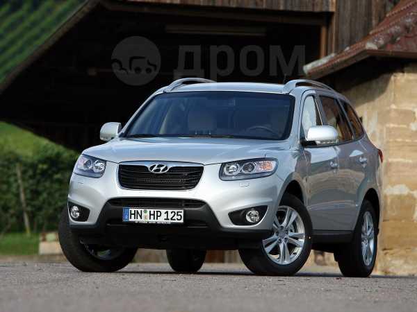 Hyundai Santa Fe, 2011 год, 1 350 000 руб.