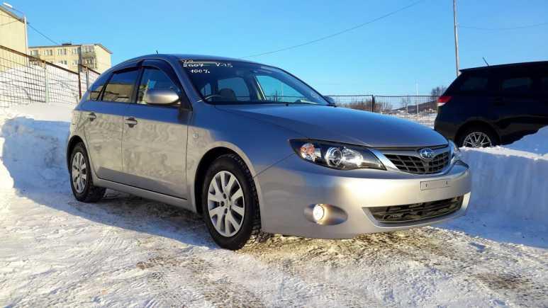 Subaru Impreza, 2007 год, 520 000 руб.