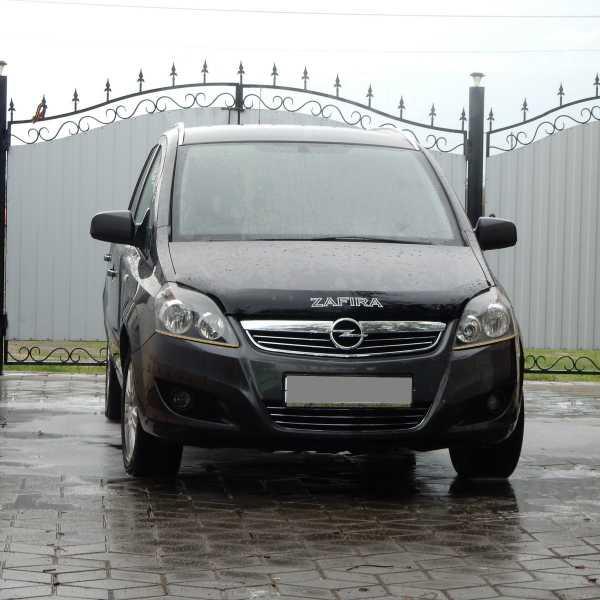 Opel Zafira, 2012 год, 560 000 руб.