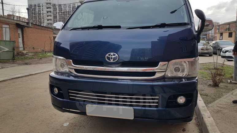 Toyota Hiace, 2008 год, 1 390 000 руб.