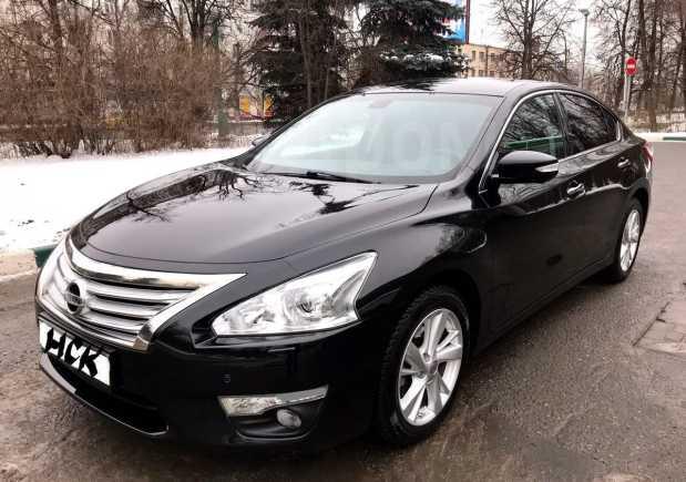 Nissan Teana, 2014 год, 1 112 000 руб.