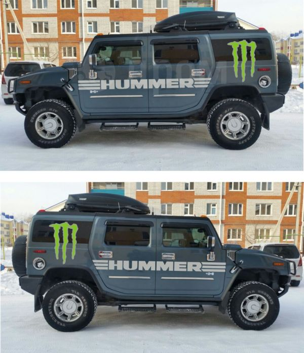 Hummer H2, 2004 год, 1 400 000 руб.