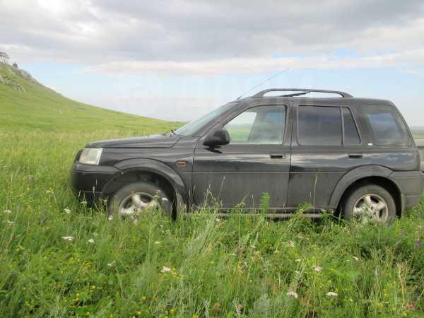 Land Rover Freelander, 2001 год, 359 000 руб.