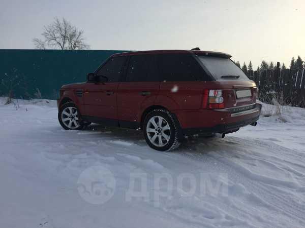 Land Rover Range Rover Sport, 2008 год, 987 000 руб.