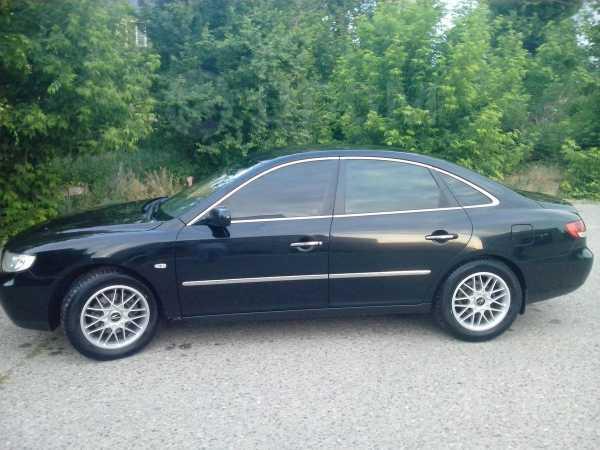 Hyundai Grandeur, 2007 год, 500 000 руб.