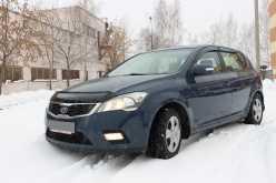 Томск cee'd 2010