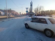 Новосибирск Toyota Chaser 1987