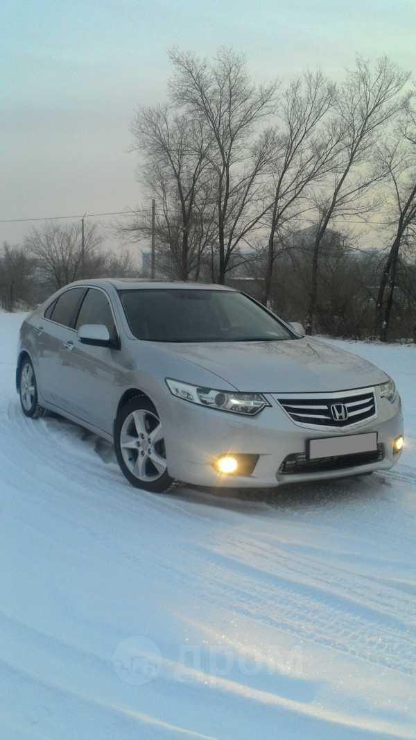 Honda Accord, 2011 год, 839 000 руб.