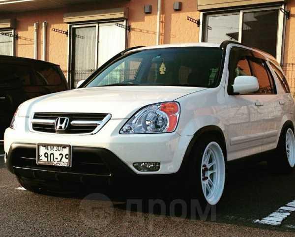 Honda CR-V, 2003 год, 750 000 руб.