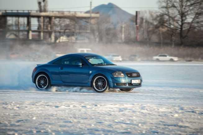 Audi TT, 2000 год, 550 000 руб.