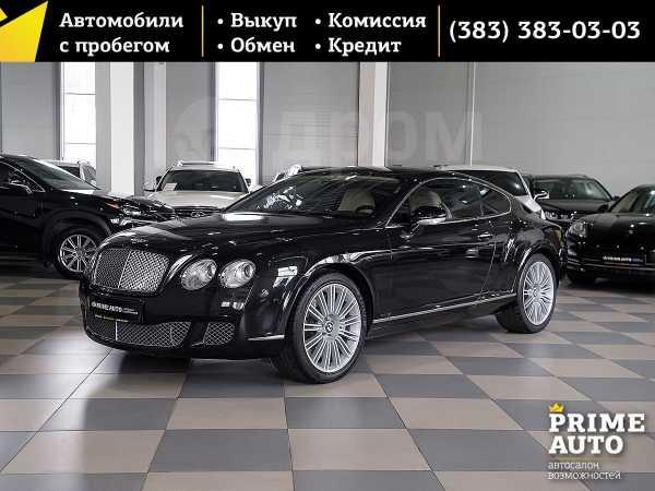 Bentley Continental GT, 2007 год, 2 969 000 руб.