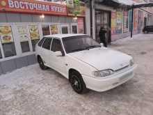 Томск 2114 Самара 2010