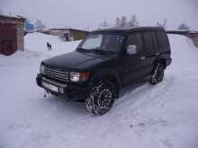 Томск Pajero 1993