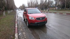 Красноперекопск Actyon 2011