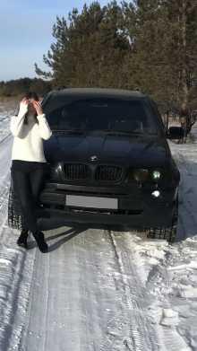 Шимановск BMW X5 2002