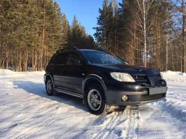 Mitsubishi Outlander, 2006 год, 525 000 руб.