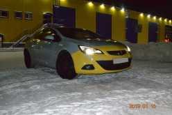 Сургут Astra GTC 2011