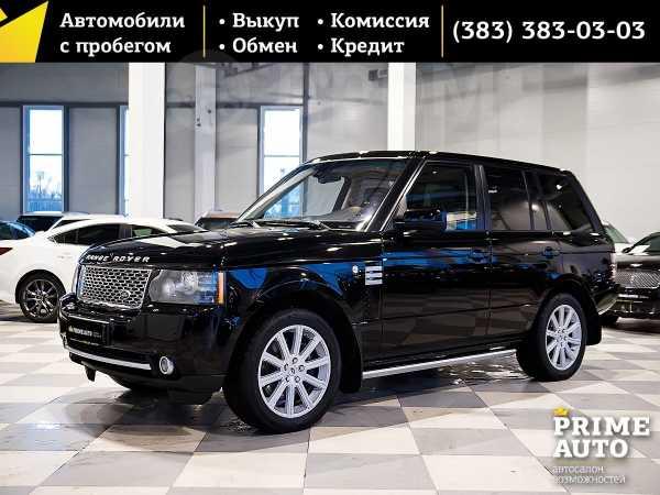 Land Rover Range Rover, 2010 год, 1 549 000 руб.