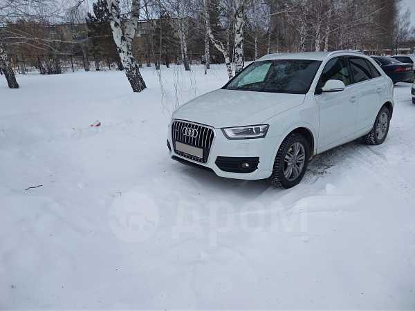 Audi Q3, 2012 год, 1 170 000 руб.