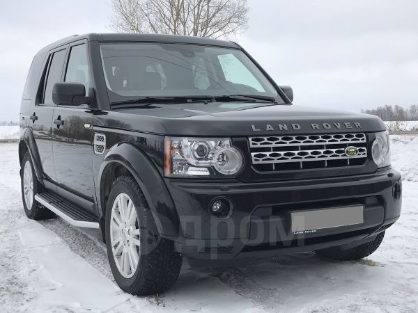 Land Rover Discovery, 2010 год, 1 890 000 руб.