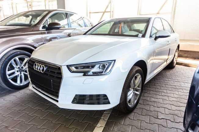 Audi A4, 2018 год, 2 050 000 руб.