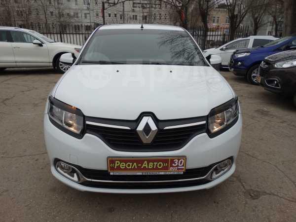 Renault Logan, 2016 год, 579 000 руб.