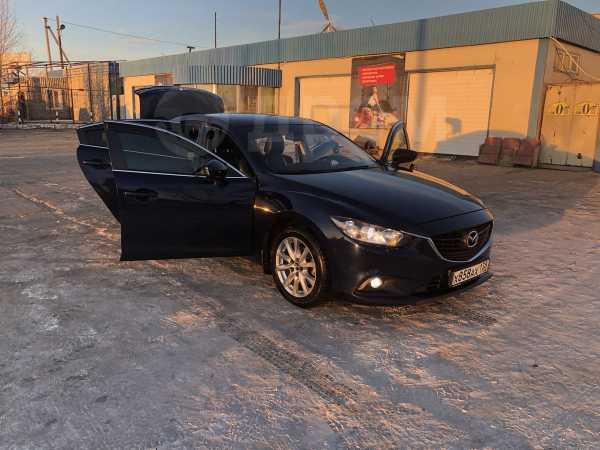 Mazda Mazda6, 2013 год, 987 000 руб.