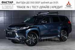 Новосибирск Pajero Sport 2018