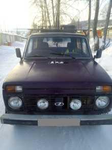 Усть-Илимск 4x4 2121 Нива 2003