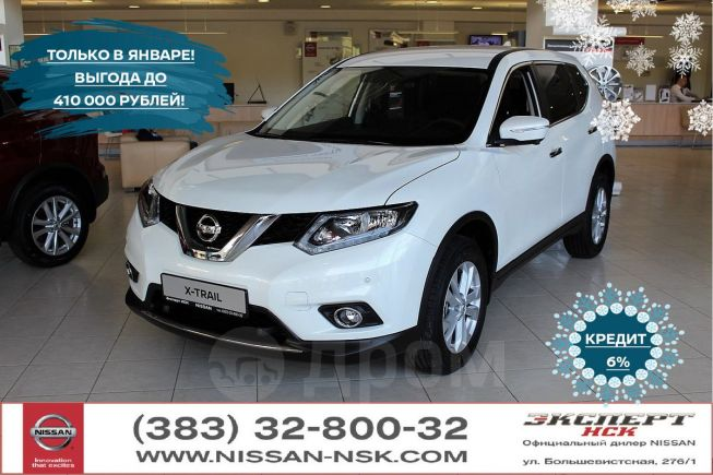 Nissan X-Trail, 2018 год, 1 734 000 руб.