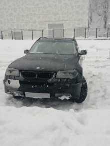 Сочи BMW X3 2004