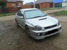 Чистополь Impreza WRX 2000