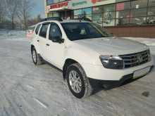 Барнаул Duster 2015